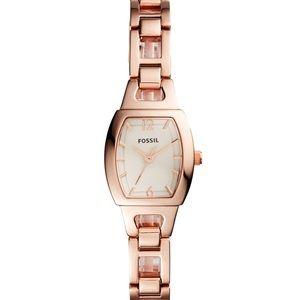 Fossil Rose-tone Women's Watch